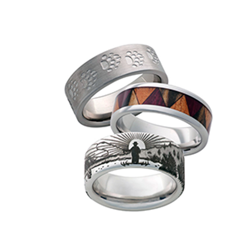 Unique Men S Wedding Bands Available In Danville Ben David Jewelers