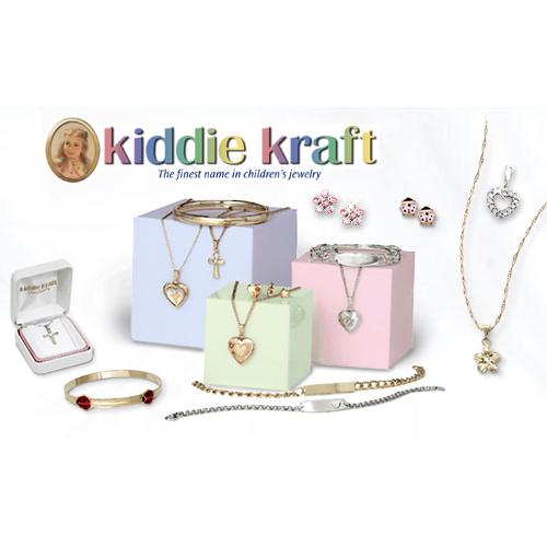 Kiddie Kraft is sold at Ben David Jewelers in Danville, VA.