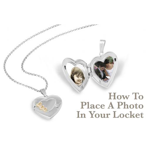 Lockets for your baby.