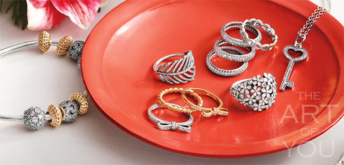 Pandora rings are going on sale in June.