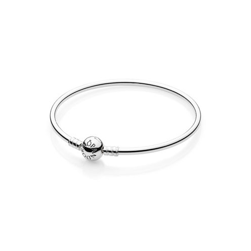 Sterling silver bangles bracelets is where you start with Pandora's charm bracelets.