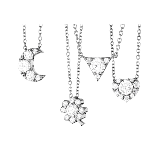Make her birthday really special with a diamond pendant.