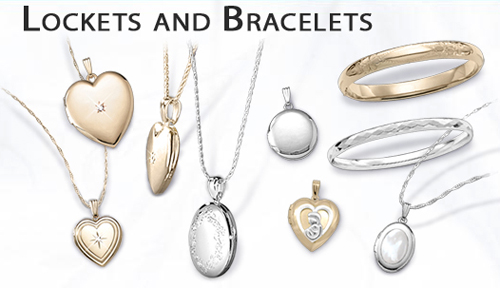 Lockets and Bracelets for Girls