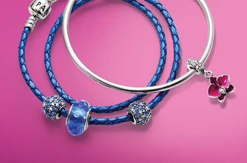 Pandora has a new summer collection out now.