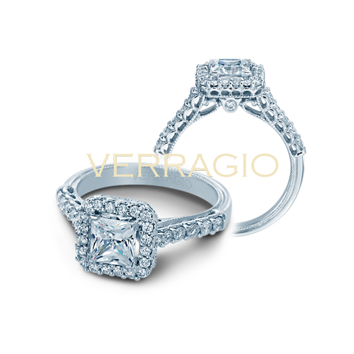 Amazing engagement rings from Verragio are at Ben David Jewelers.