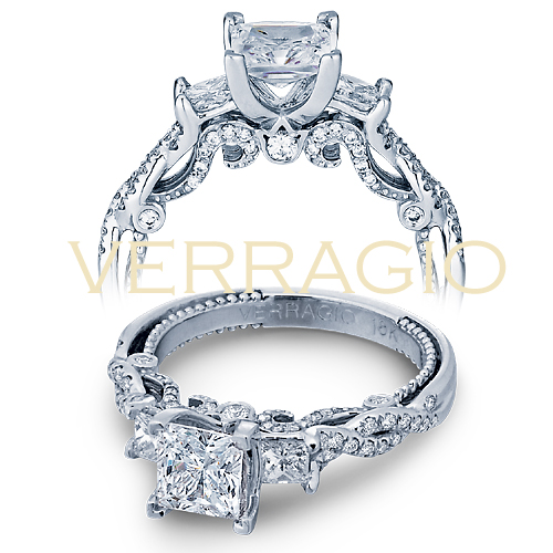 Engagement rings are awesome from Verragio.