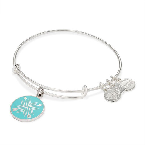 Alex and Ani bangle for charitable donation.