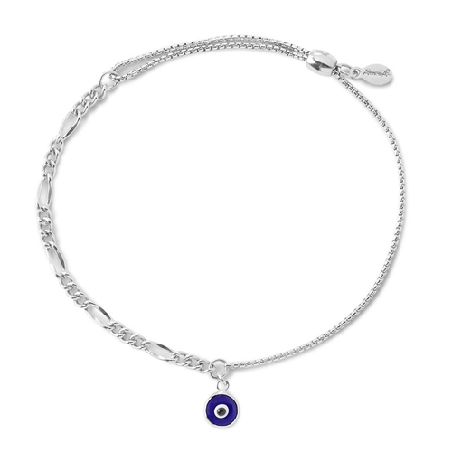 Silver Chain Bracelet by Alex and Ani