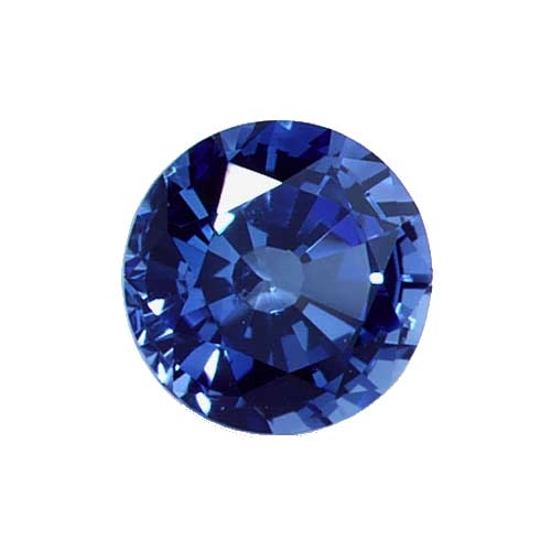The sapphire is almost as hard as a diamond.