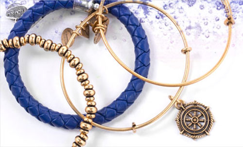 Alex and Ani jewelry that is popular and trending right now.