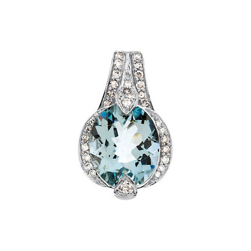 Ben David Jewelers in Danville offers aquamarine gemstones in their jewelry.
