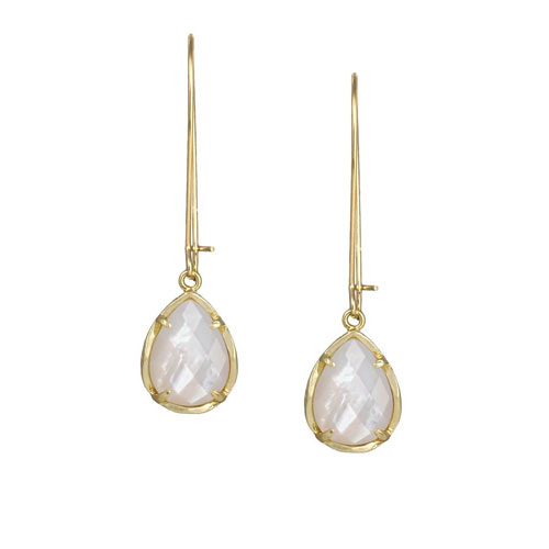 Kendra Scott designs many beautiful earrings.