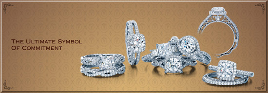 Verragio uses many different diamond cuts in their engagement rings.