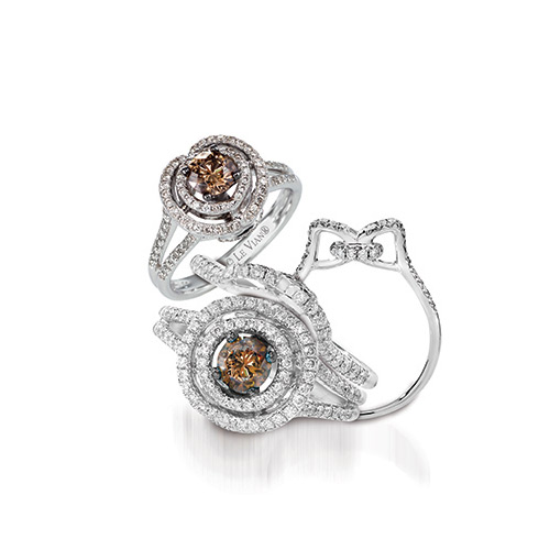 Le Vian is one of the more famous jewelry designers.
