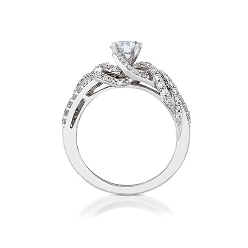 Ben David Jewelers carries the LeVian diamond ring brand.