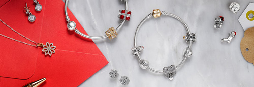 Winter collection from Pandora.