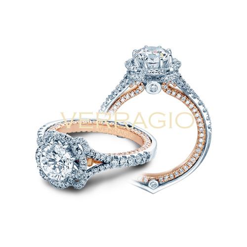 Verragio engagement ring sample.