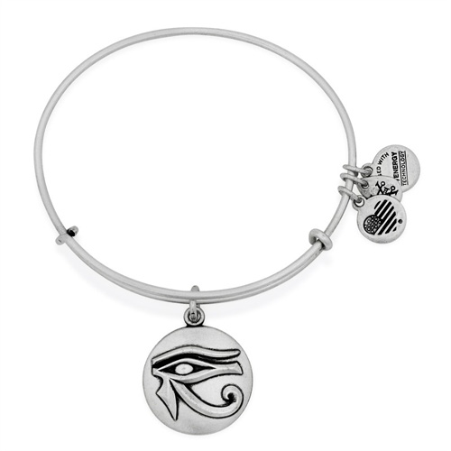 Eye of Horus is one of many symbols used by Alex and Ani.