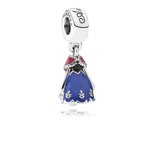 Anna's Dress is a charm created by Pandora.