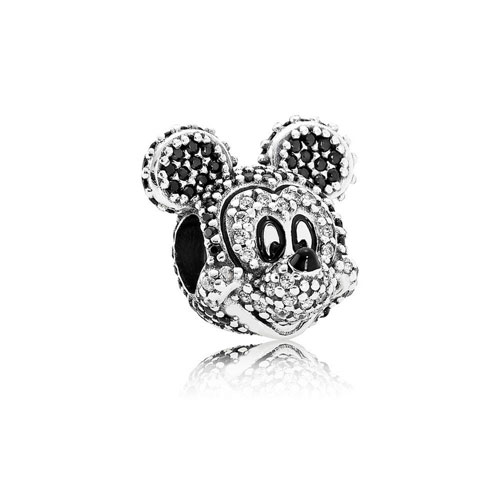 When this Mickey Mouse charm is out of stock, it is gone forever.