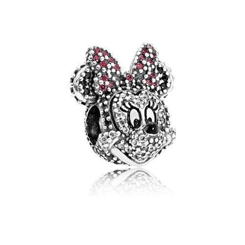 Pandora's Minnie Mouse charm is a limited edition.