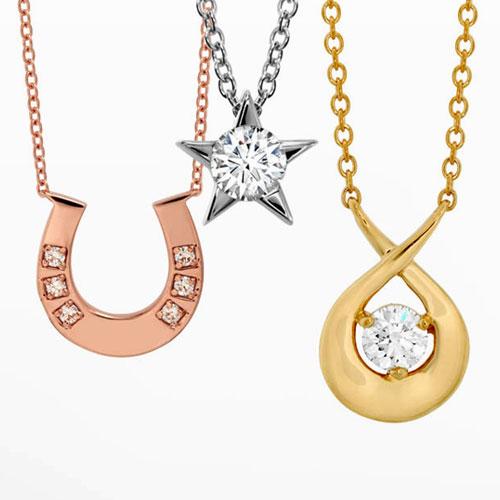 Hearts on Fire creates diamond engagement rings and diamond pendants.