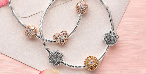 Pandora beads and charms are available from Ben David Jewelers in Danville, VA.