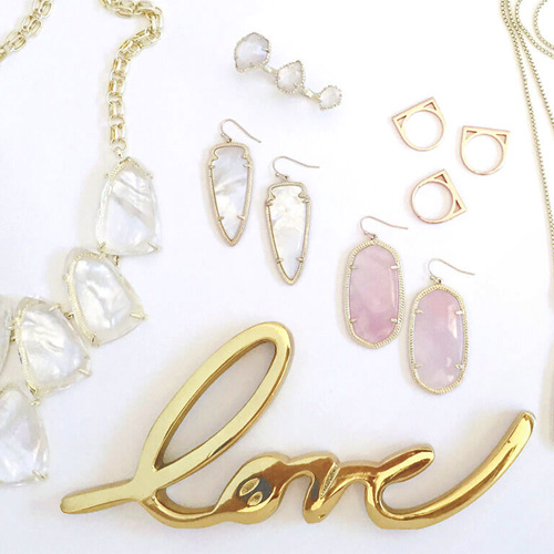 Available now at Ben David Jewelers in Danville is the Kendra Scott Spring Collection.
