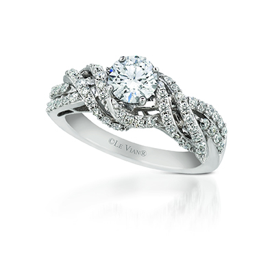 Browse all the bridal jewelery at Ben David Jewelers.