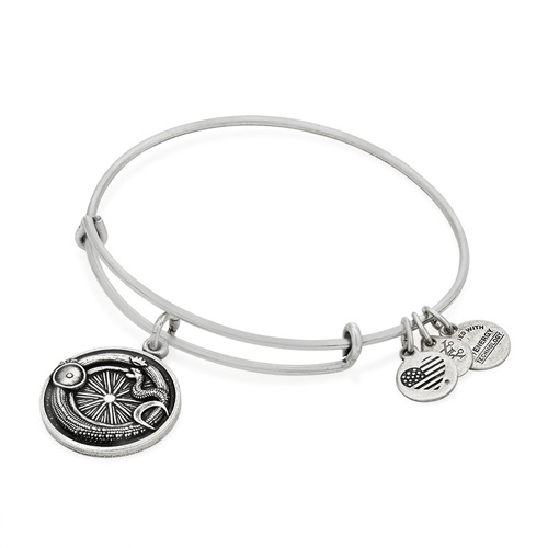 Alex and Ani have their own version of the Ouroboros.