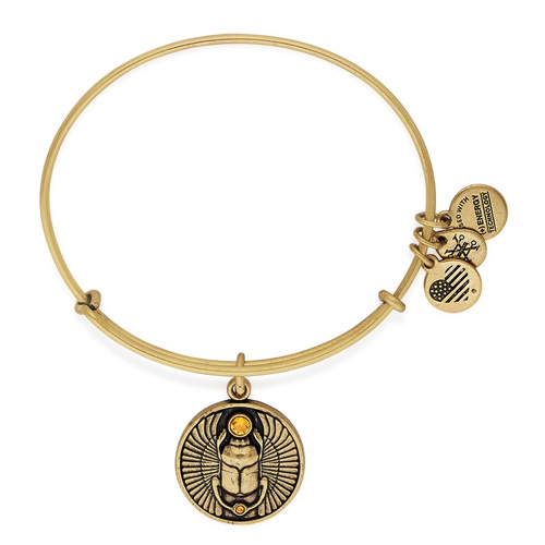 The Scarab is an ancient Egypt symbol.