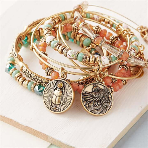 Alex and Ani has many nature collections.