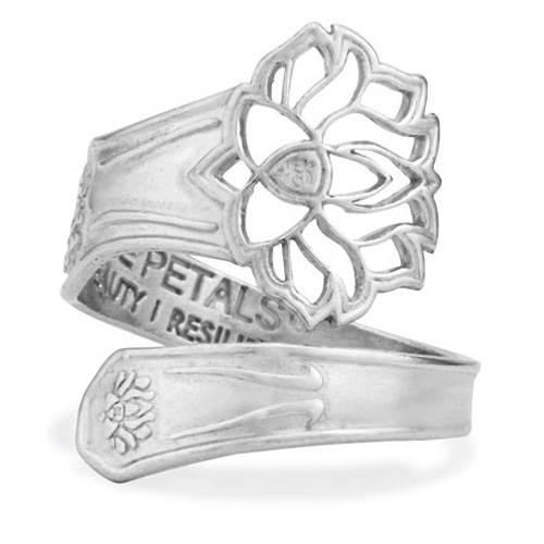 Get a free Alex and Ani Spoon Ring free.