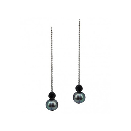 Ben David Jewelers carries black pearl jewelry.