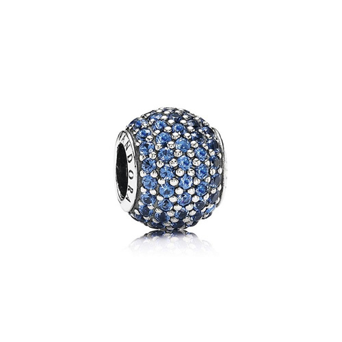 Pave Lights Pandora Charms come in many colors and styles.