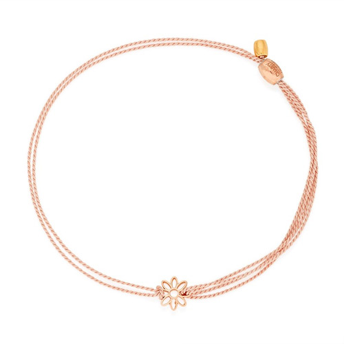 This Alex and Ani bracelet is availabe in Rose Gold finish.