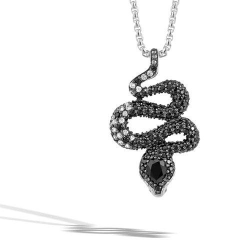 This is one of the many pieces of jewelry that might be at the John Hardy Trunk Show.