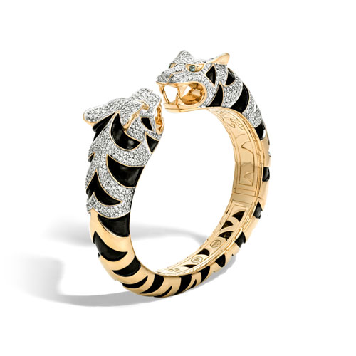 Women's bracelets by John Hardy can be found at Ben David Jewelers.