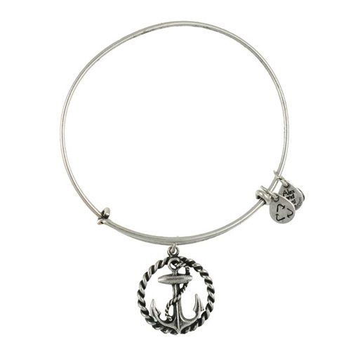 All nautical jewelry collections must include an anchor design.