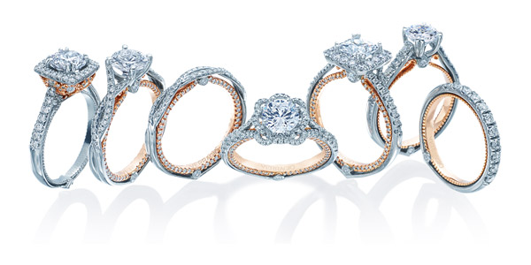 Verragio is a designer brand of engagement rings.