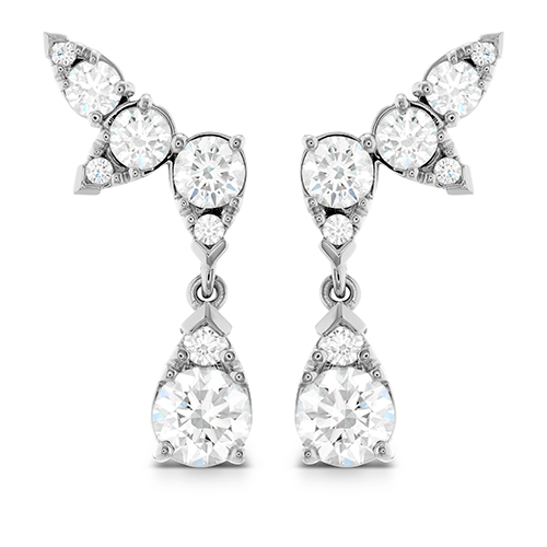 Hearts on Fire makes some gorgeous diamond earrings.