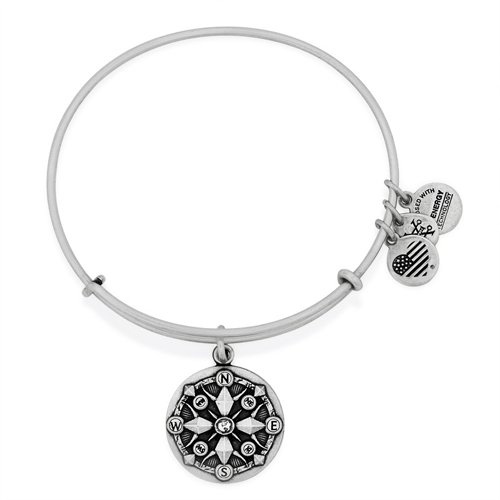 This compass bangle is $5 off in June.