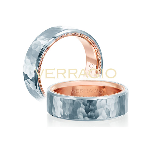 You need to try on many men's wedding rings to find just the right one.