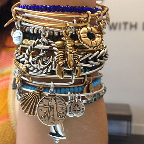Alex and Ani built an empire on charm bangles.
