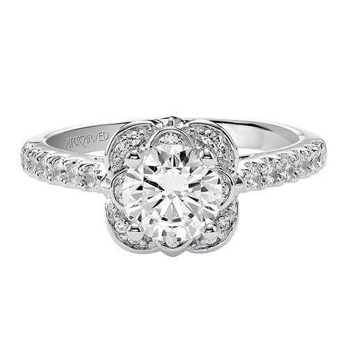Engagement rings are also included in the clearnance sale.