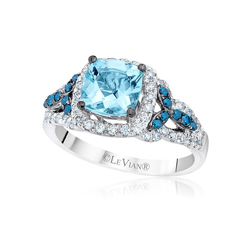 The model number for this fancy color diamond ring is ZUEL-1.