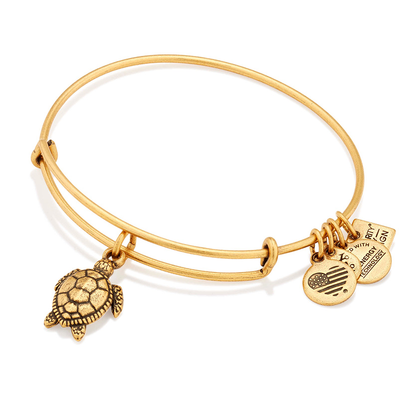 Get a free one of Alex and Ani's bracelets and bangles.