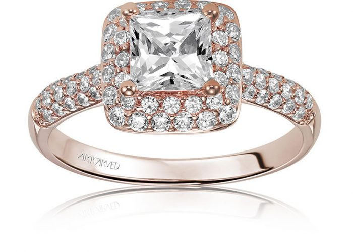 When you want to sell your old engagement ring, call us for today's price of gold.