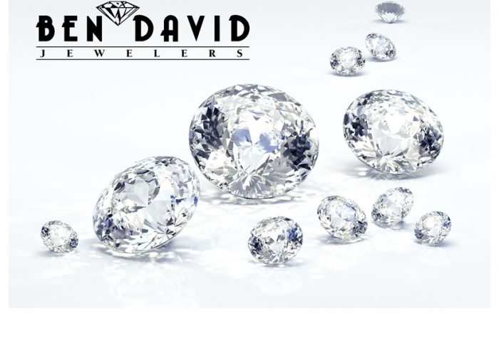 Diamonds at Ben David Jewelers for sale and buy.