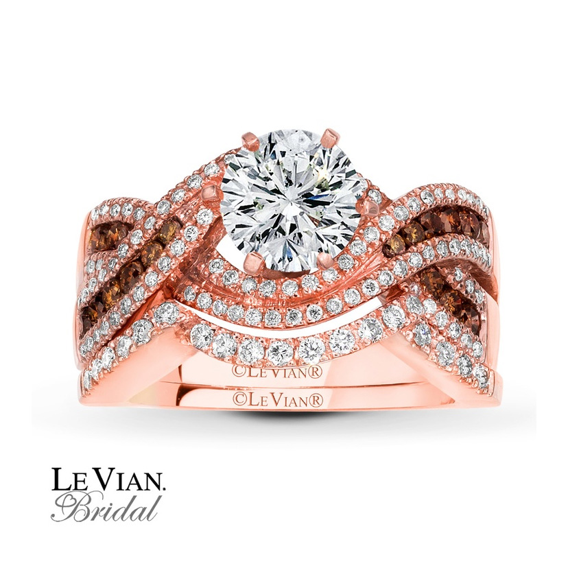 Ben David Jewelers stocks Le Vian jewelry.
